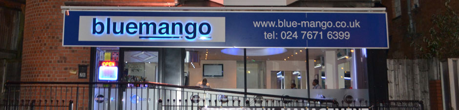 Blue Mango Coventry